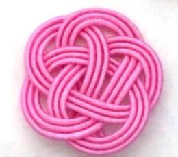 水引梅結び和菓子屋さん ランキング1位 ピンク